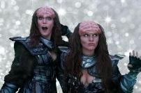 Duras Sisters Cosplay- Lursa B'Etor