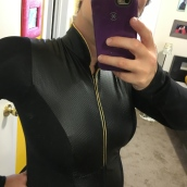 Mass Effect Armor Build- Liara body suit