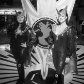 Twin Mistresses of Evil
